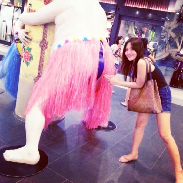 Mischievous Belle @ Terminal 21